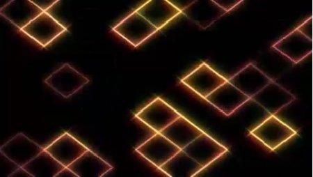 دانلود فوتیج رقص نور سنگ فرش ها