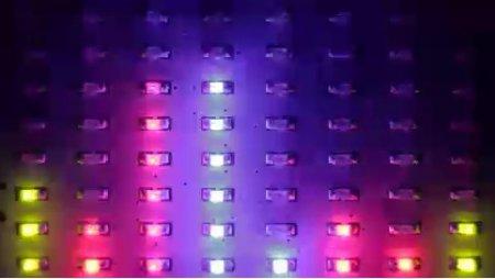 دانلود فوتیج طیف رنگی نور ها