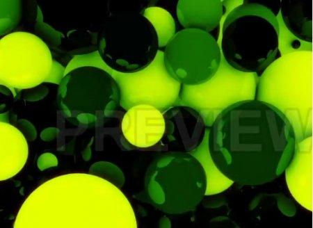 دانلود بک گراند موشن-Glowing Spheres Loops Pack