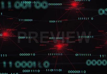 دانلود موشن گرافیک گسترش ویروس در شبکه